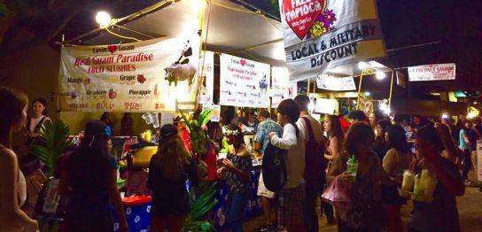 チャモロビレッジ・ナイトマーケットツアー