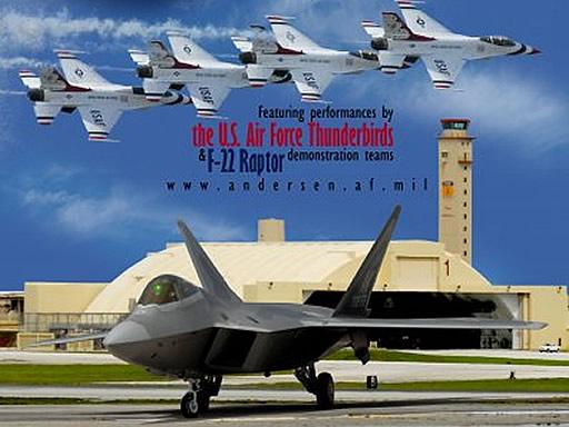 グアム空軍航空ショー
