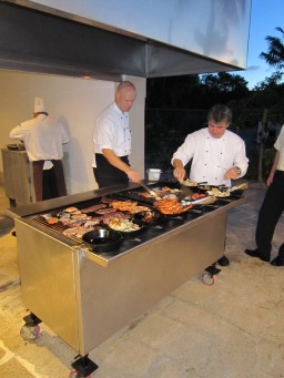 HYATT BBQ .5.JPG