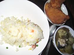グアム フィリピン料理