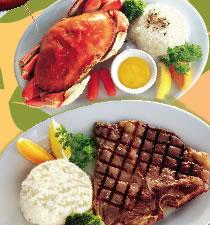 グアム レストラン|シーフード・ステーキ